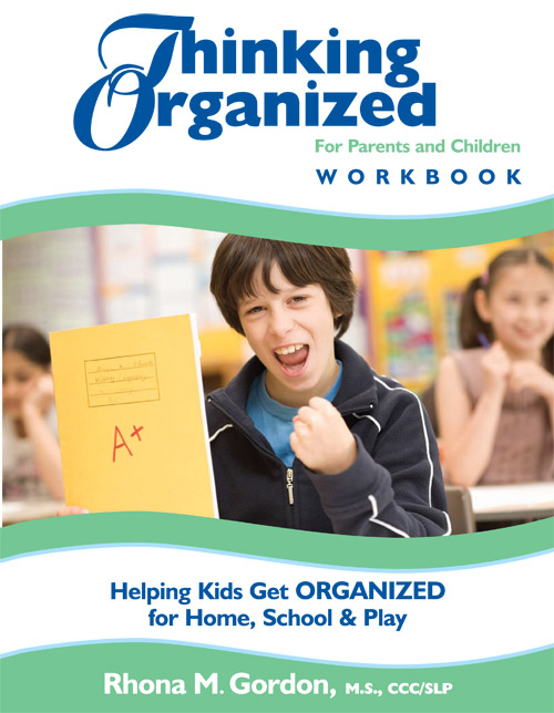 Thinking Organized Workbook